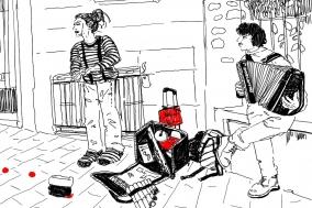[스누피의 그림정원] 유럽여행이 나에게 가져다 준 것 #2