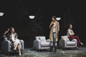 [Review] 지금 우리에게 여전히 필요한 이야기 - 연극 '헤라, 아프로디테, 아르테미스'