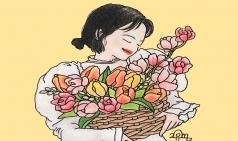 [순간을 기록하다] 봄을 알리는 향기를 기록하다
