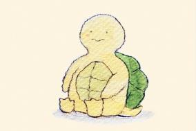 [거북이의 손그림] 그런 날