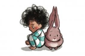[Review] 내 안의 토끼를 깨우는 일 - 가끔은 내게도 토끼가 와 주었으면 [도서]