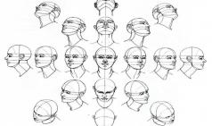 [Review] 오늘도 스쳐간 수많은 얼굴들, 그 속의 이야기를 감상하다 - 예술적 얼굴책 [도서]