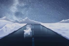 [에이밀기] 별빛 아래를 걸어서