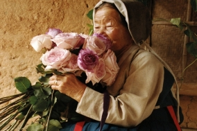 [Opinion] 꽃처럼 곱디고운 우리 할머니를 소개합니다 - VOGUE KOREA 9월호 [사람]
