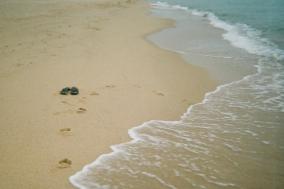 [다채로운 회색빛] 시선 끝에 있는 바다