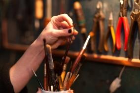 [Review] 미술품 보존과학에 대하여: 도서 '예술가의 손끝에서 과학자의 손길로'