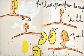 [Review] 거침없이 나아가는 예술가의 손 - 로즈 와일리展