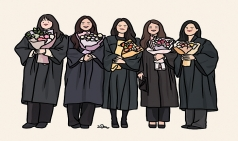 [순간을 기록하다] 졸업을 기록하다