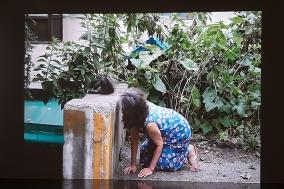 [Opinion] 공생을 꿈꾸고 상상하고 시도하기, 홍이현숙 개인전 '휭, 추-푸' [미술/전시]
