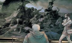 [Opinion] 루브르 박물관에 숨겨진 미지의 시간 속으로 [만화]