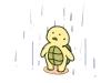 [거북이의 손그림] 변덕스러운 날씨