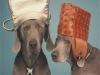 [Review] 인간이 된(Being human) 개, '윌리엄 웨그만 비잉 휴먼展'