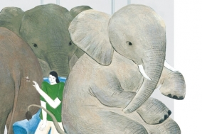 [PRESS] 불편하지만 중요한, 진짜 '나'를 만나는 여정 - 모기 뒤에 숨은 코끼리 [도서]