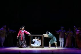 [Review] 판소리와 오페라의 묘한 만남, '배비장전' - 2021 서울오페라페스티벌