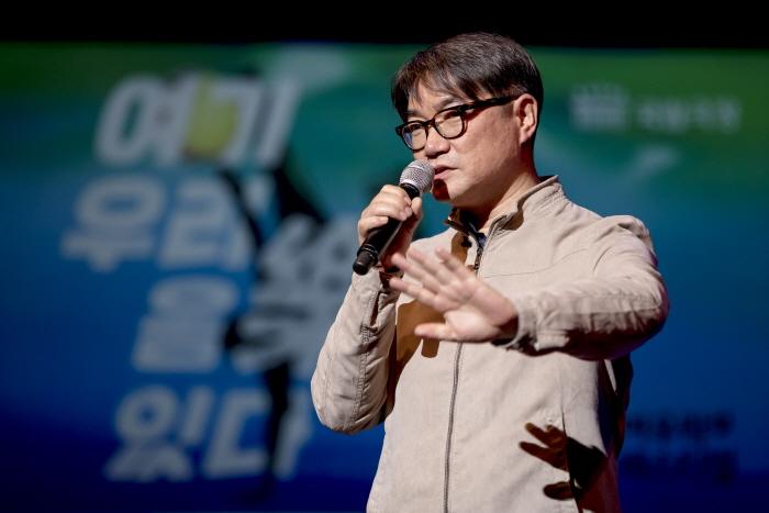 20170530_여우락 제작발표회_원일 예술감독_국립극장 제공.jpg