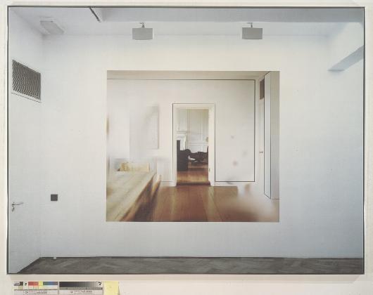 리처드 해밀턴, 〈Dining Room〉, 1994-95.jpg