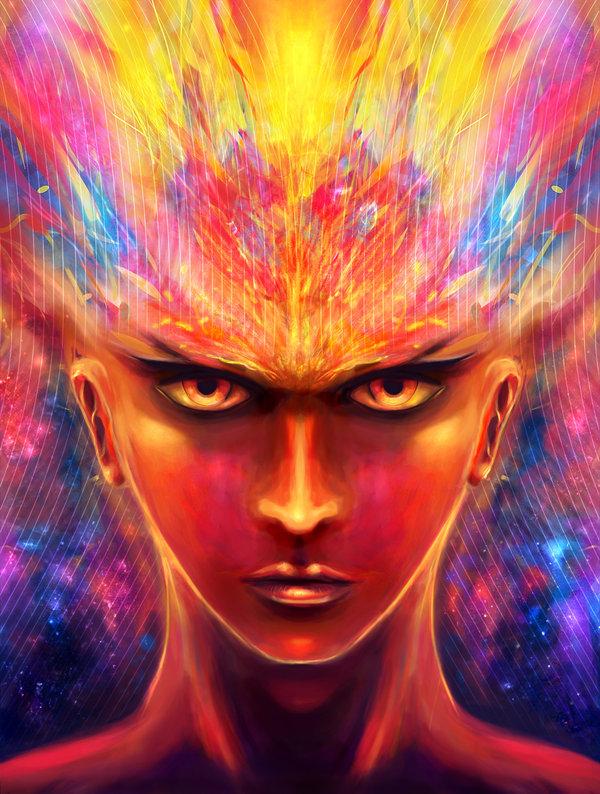 unfiltered anger, louisdyer, digitalart,2012.jpg