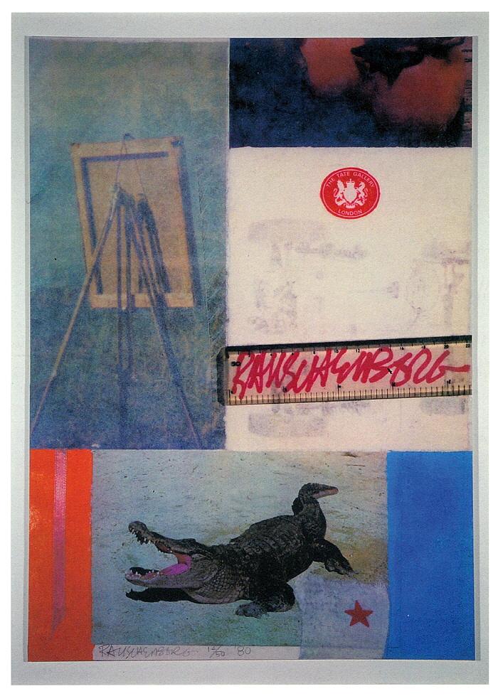 5] ROBERT RAUSCHENGERG_Tate 1980, 1980.jpg