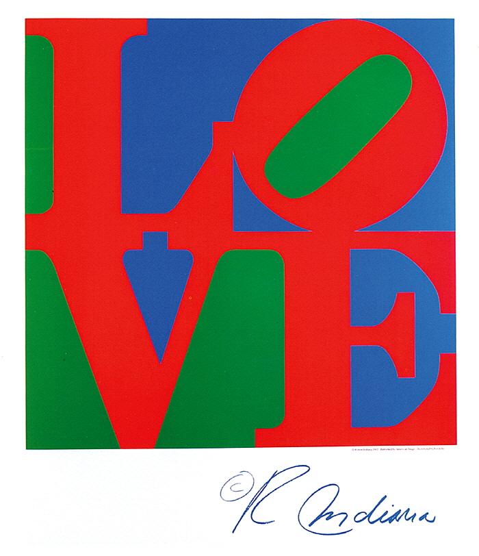 4] ROBERT INDIANA_ Classic Love, 2002.jpg