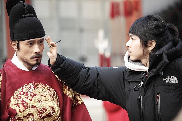 사진출처 ⓒ (광해, 왕이 된 남자_조태희)영화의 얼굴창조전.JPG