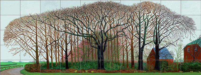 bigger-trees-near-warter-or-ou-peinture-sur-le-motif-pour-le-nouvel-age-post-photographique-david-hockney-2007-350665f0.jpg