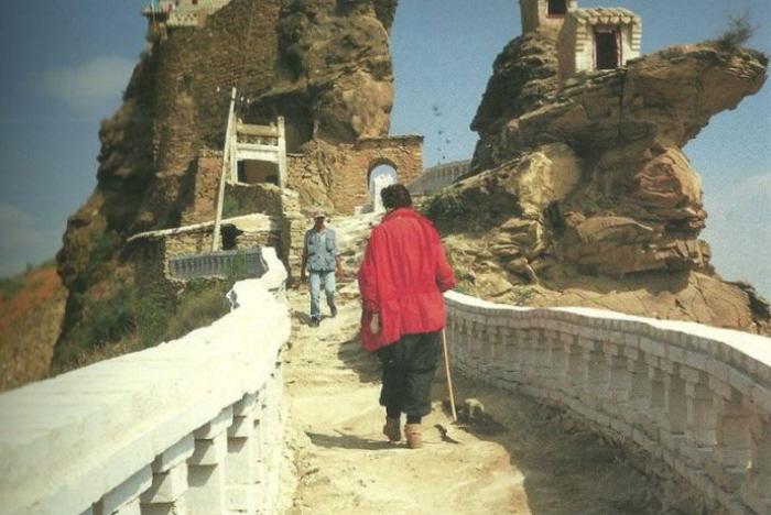 [크기변환]Walking The Great Wall of China.JPG
