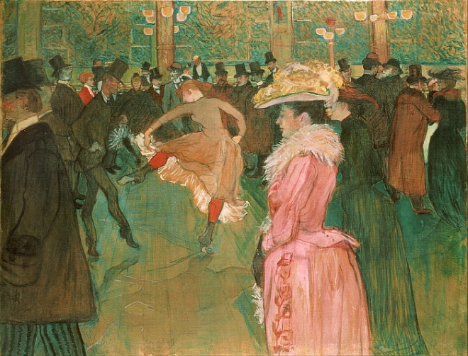 At the Moulin Rouge, The Dance.jpg
