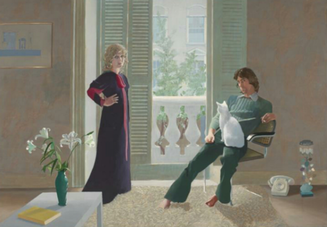 클라크부부와 고양이 퍼시의 초상.png