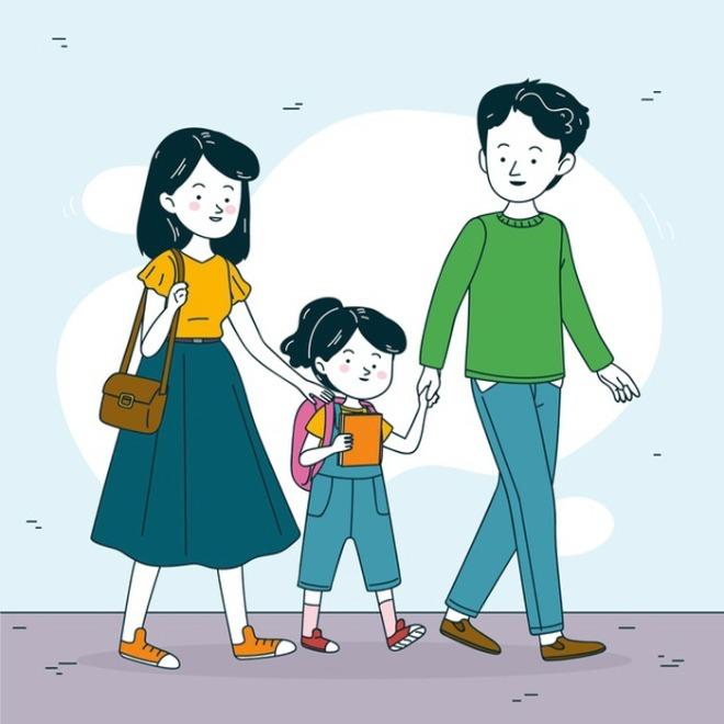 [크기변환]children-back-to-school-with-parents-illustration_23-2148606352.jpg