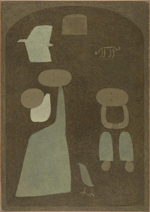 백영수, 가족, 1956, 캔버스 유채, 161x11cm, 수원시립미술관 소장.jpg