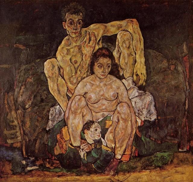 Egon Schiele - The Family.jpg
