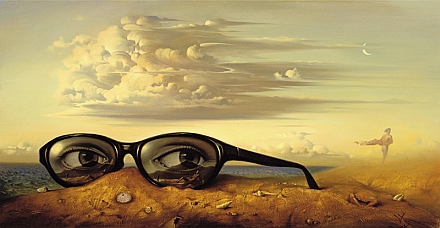 047.forgotten sunglasses.94x48cm.jpg