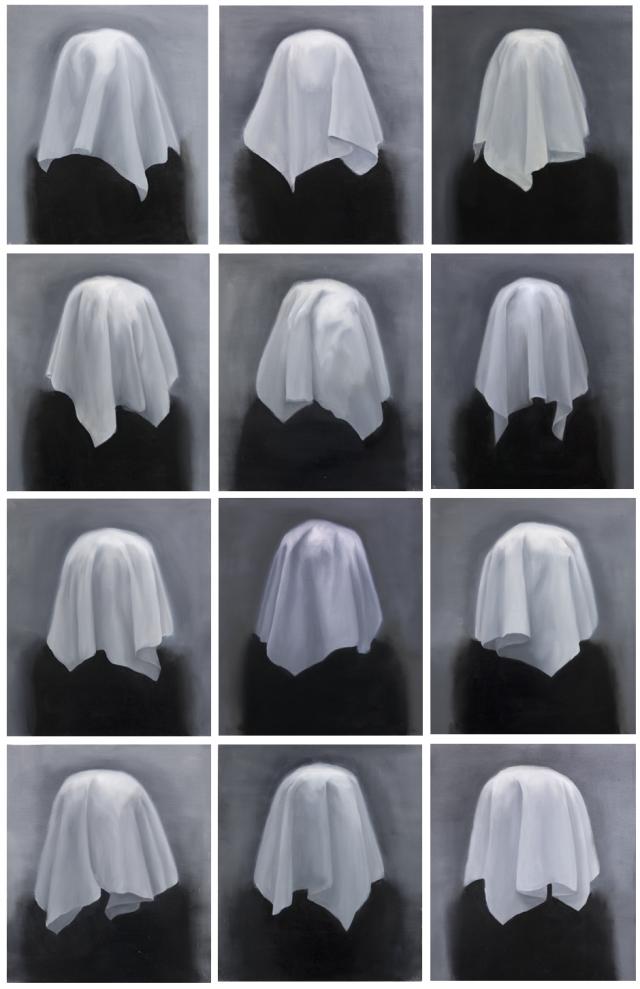 [겨울에 푸른 봄 展] 작가-김홍범, 나를 뽑아주세요, oil on canvas, 53.0 x 45.5 cm, 2015.png
