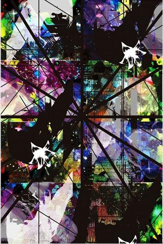 [겨울에 푸른 봄 展] 작가-전원경, 우주 속 매개체, digital printing, 80 x 120 cm.jpg