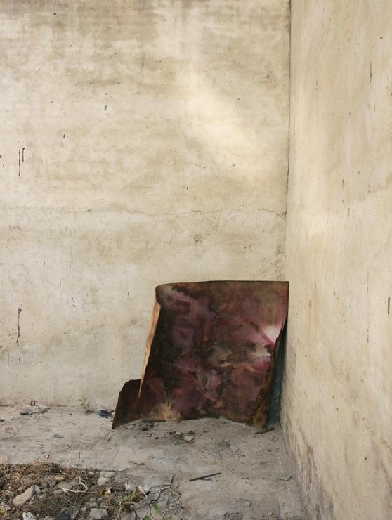 3. 전리해, A scene of traces, 80 x 60cm, 장지에 채색, Digital pigment print, 2009.JPG
