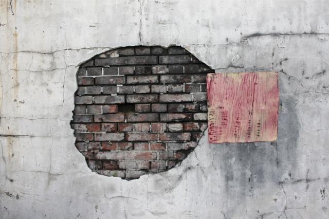 2. 전리해, A scene of traces, 33 x 50cm, 장지에 채색, Digital pigment print, 2009.jpg